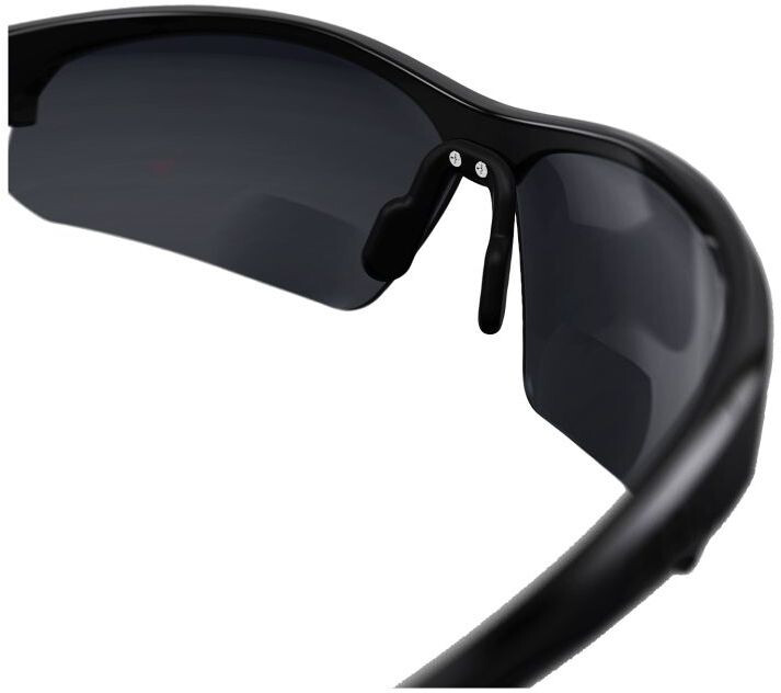 b938a268063734 BBB Impress Reader BSG-59 - Lunettes cyclisme - +2,0 gris noir ...